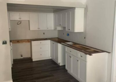 Kitchen Cabinets after 1