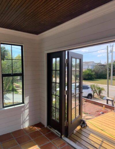 Custom Windows and Doors installations